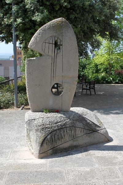 Resultat d'imatges de escultura Garcia Fossas